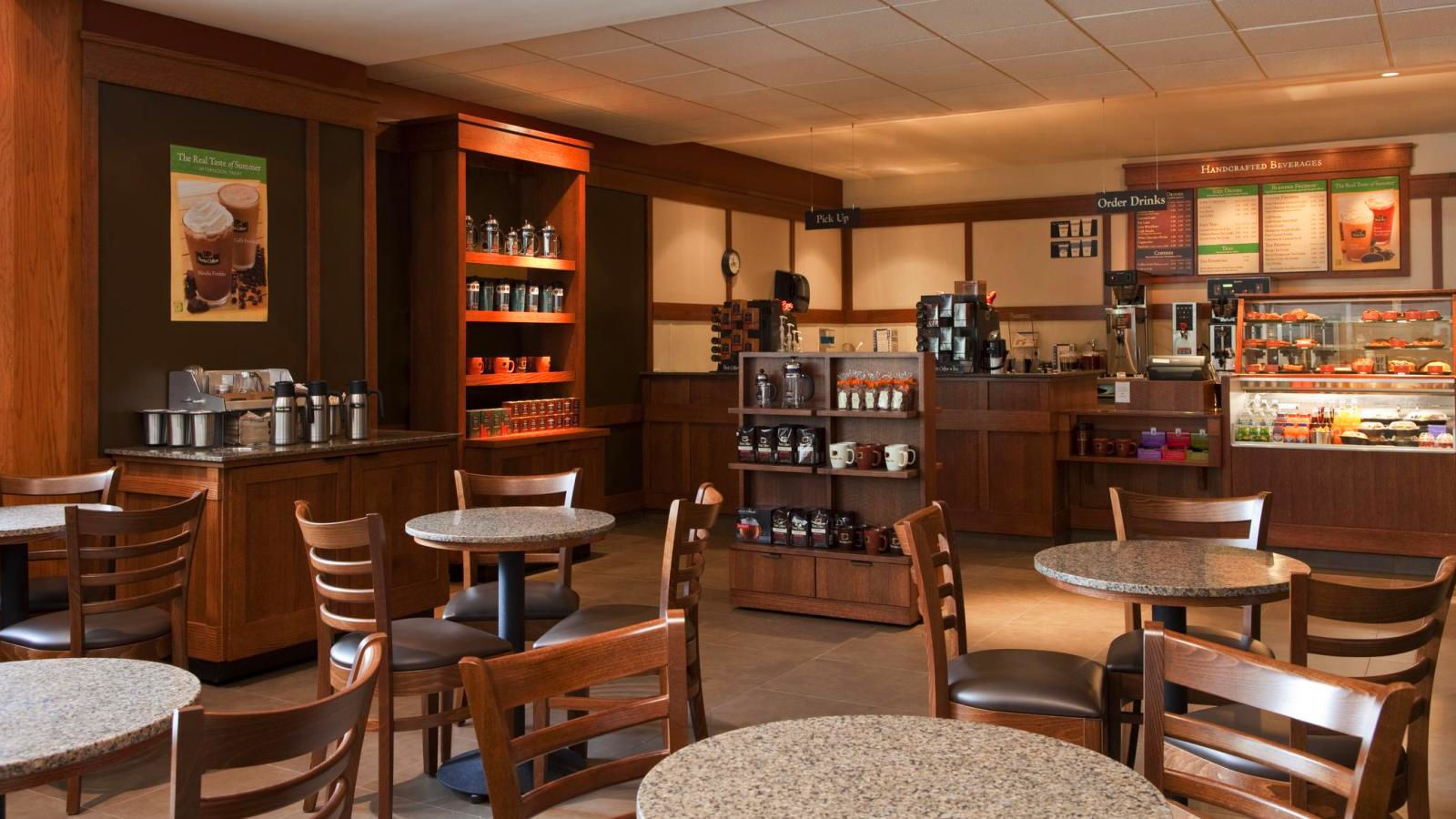 Sheraton Dallas Hotel - Peet's Coffee & Tea