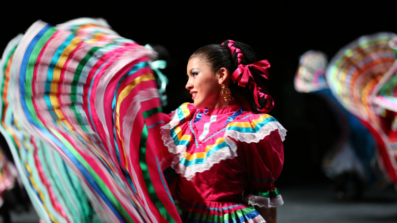 Ballet Folklorico - Photo Courtesy of DCVB