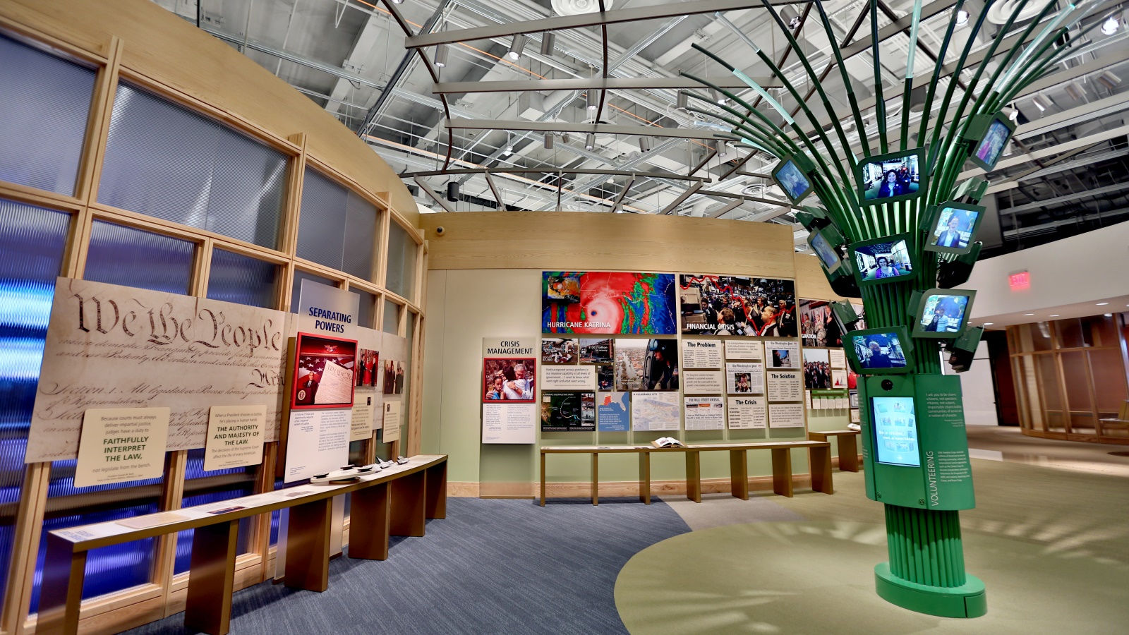Things to do in Dallas - George W. Bush Presidential Library and Museum