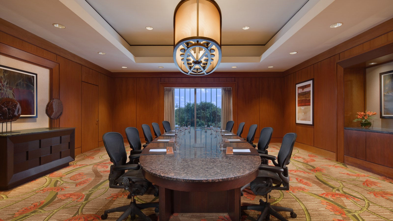 Sheraton Dallas Hotel - Dallas Conference Rooms