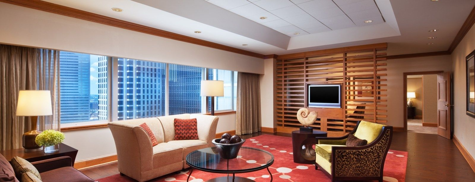 Downtown Dallas Hotel Rooms - Sheraton Dallas Hotel
