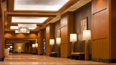 Sheraton Dallas Hotel Interior